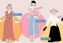 100 Jahre Damenmode