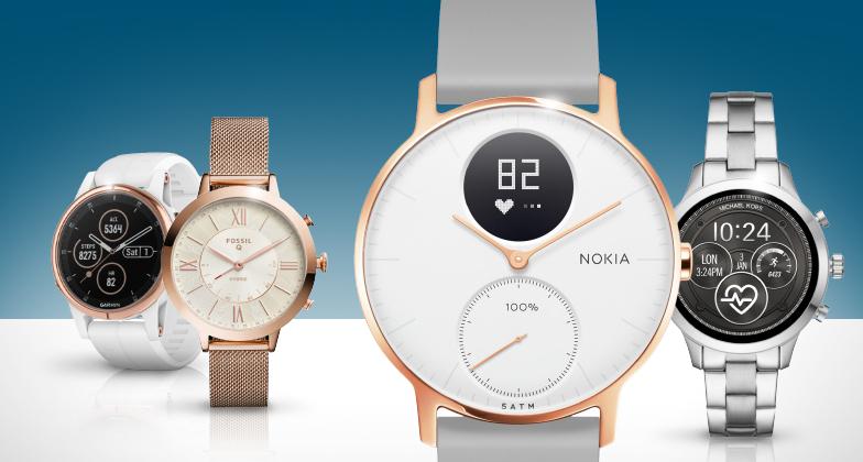 Damen-Smartwatches