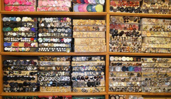 Knöpfe sind eine Frage des Stils – Mache mehr aus deinen Kleidungsstücken