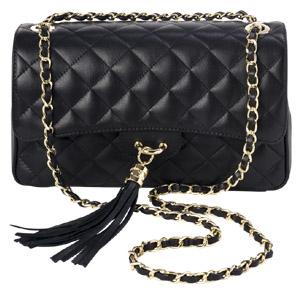 Luxury Posh Bag Black