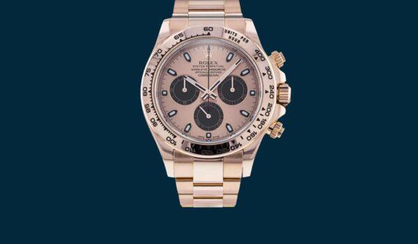 Warum die Rolex eine der beliebtesten Luxusuhren ist
