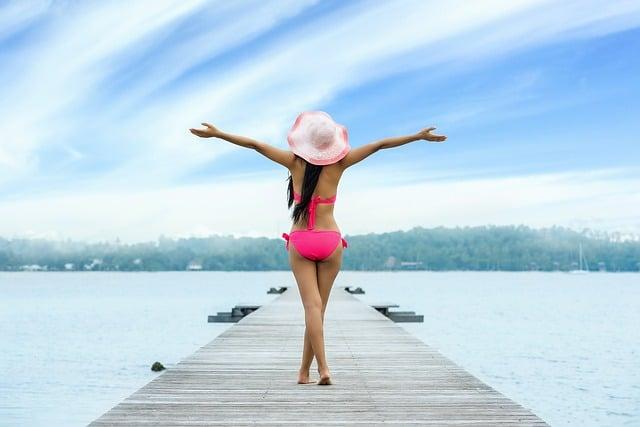 Sonnenschutz mit Hut