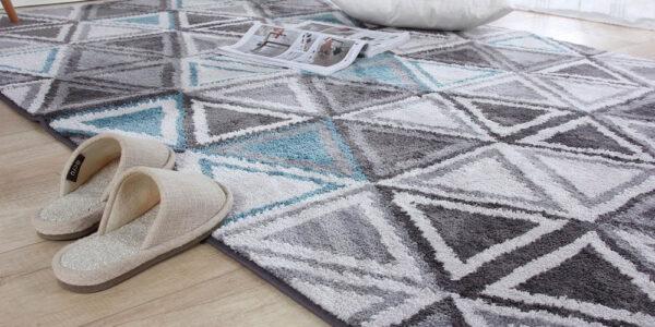 Stylische Wohntrends – Der Teppich ist wieder da