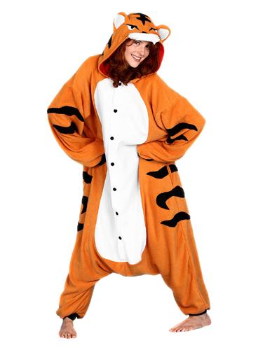 Tiger CozySuit: Bild von www.maskworld.com