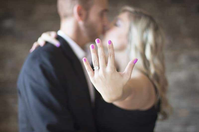 Worauf muss beim bei der Wahl des Verlobungsrings achten?
