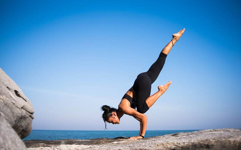 Yoga-Mode