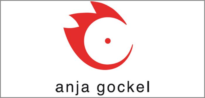Anja Gockel - Logo