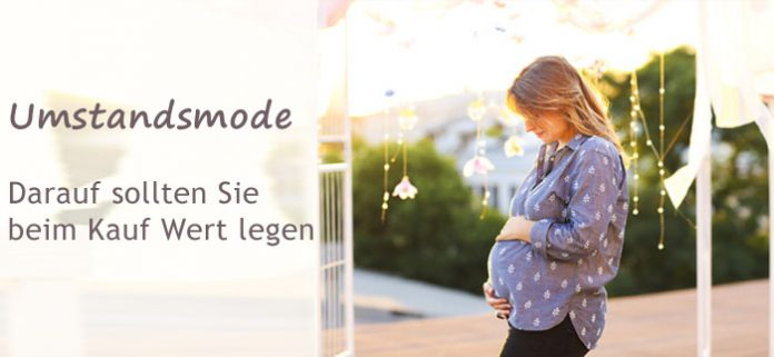 Bequeme Schwangerschaftsmode