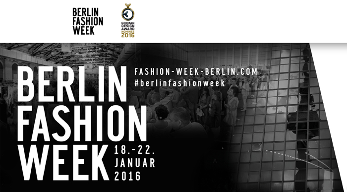 Fashion Week in Berlin