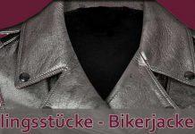Fashion-Basic Bikerjacke: Wissenswertes rund um den zeitlosen Mode-Klassiker