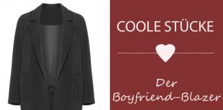 Coole Stücke: Der Boyfriend Blazer