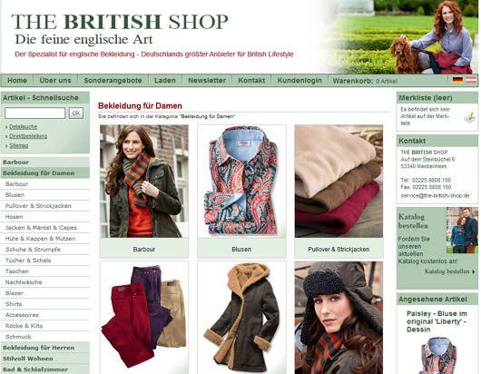 The British Shop