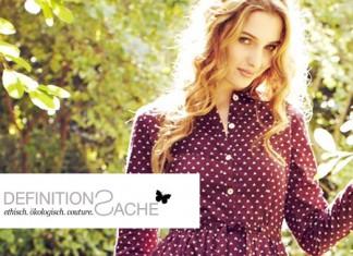 Elegante Eco-Fashion bei Definitionssache