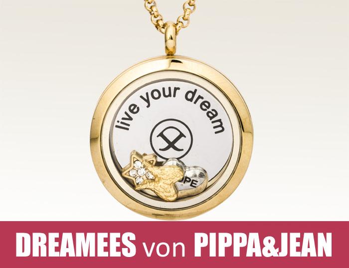 Dreamees von PIPPA&JEAN: Kreiere deinen individuellen Anhänger