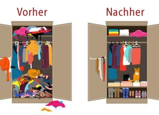 3 Methoden zum Kleider ausmisten