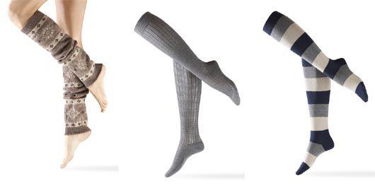Legwear 2013 von Esprit
