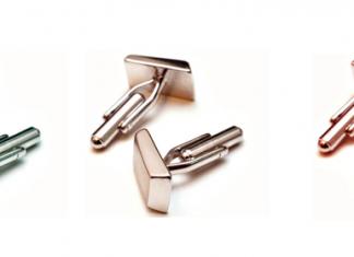 Dezenter Schmuck für Männer: Manschettenknöpfe und Ringe