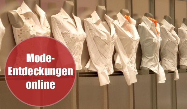 Mode-Entdeckungen online: Vintage, Schmuck, Allerlei Bedrucktes