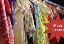 Günstige Modeeinkäufe mit Gutscheinen und Rabatten