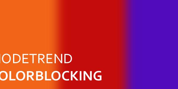 Frühjahr-Sommer-Mode 2012: Trend Color-Blocking