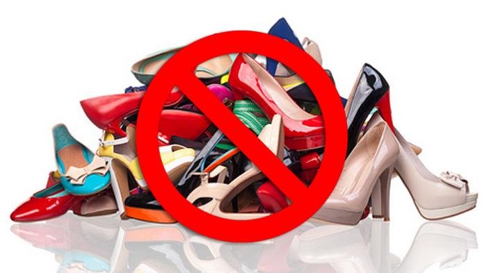 Nie mehr unbequeme Schuhe kaufen