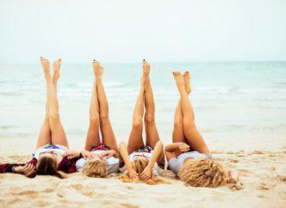 Die besten Pflegetipps für schöne Beine im Sommer