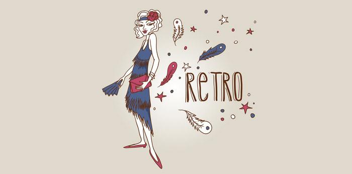 Retro und Vintage: Angesagt wie nie