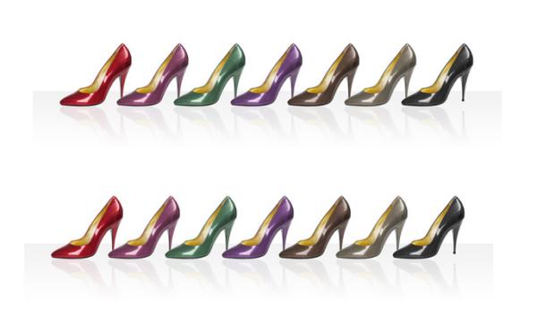 Die Schuhtrends für Frühjahr und Sommer 2012