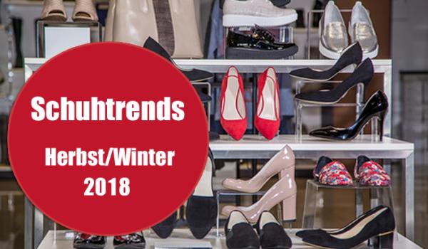Schuhtrends Herbst und Winter 2018: Cowboy, Overknee und Ugly Dad Sneaker