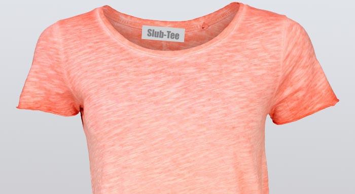 Slub-Tees - Leichte lässige Shirts für den Sommer