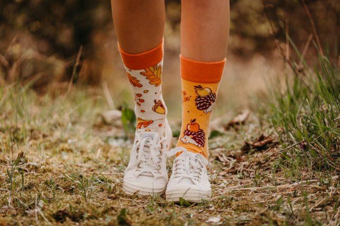 Welche Socken eignen sich am besten für diesen Herbst?