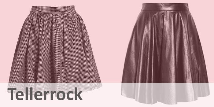 Die neue Rockmode für den Winter: Der Tellerrock