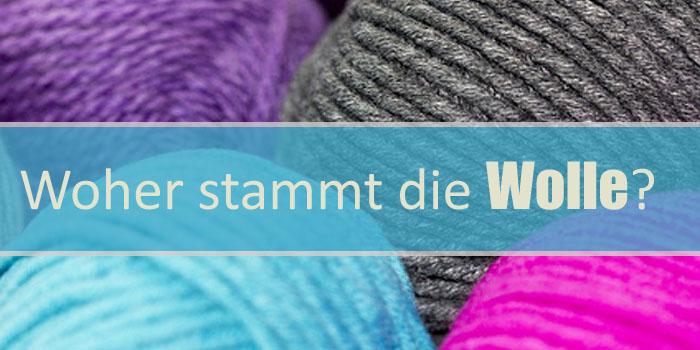 Woher kommt diese Wolle? Wärmende Fasern von Merinoschaf und Co.