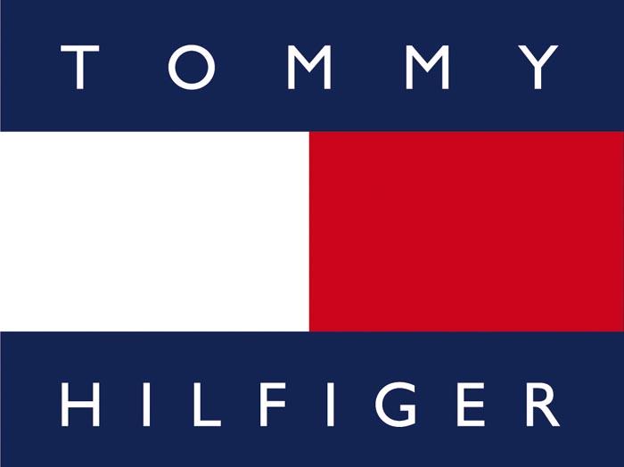 Bekannte Modelabels: Tommy Hilfiger