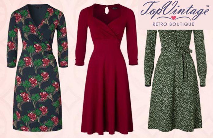 TopVintage - Exklusive Vintage-Mode online aus den Niederlanden