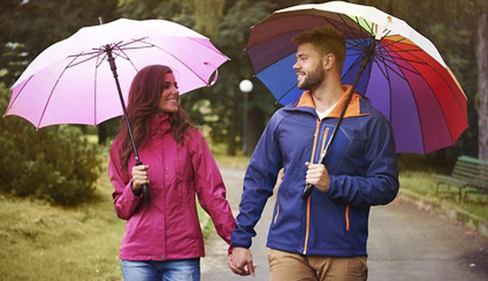 Übergangsjacken: Leichte Jacken und Mäntel für Herbst und Frühjahr