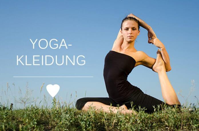 Yoga-Kleidung - nur für Yoga viel zu schade